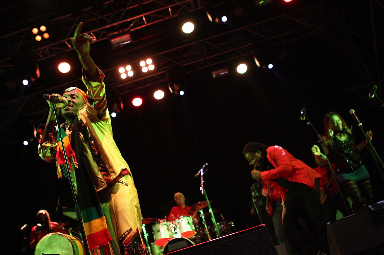 Jimmy Cliff, le reggae man polyvalent