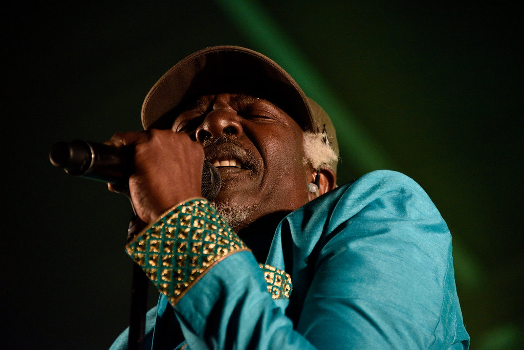 Alpha Blondy en 2017
